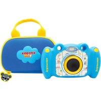 EASYPIX Kiddypix Blizz Compact Camera - Blue, Blue