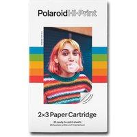 POLAROID Hi-Print 2x3 Photo Paper - 20 Sheets.