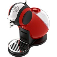 KRUPS Dolce Gusto Melody 3 Hot Drinks Machine - Red, Red