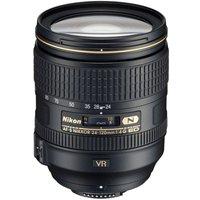 NIKON AF-S NIKKOR 24-120 mm f/4 SWM Telephoto Zoom Lens