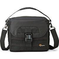 LOWEPRO ProTactic SH 180 AW DSLR Camera Bag - Black, Black