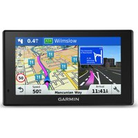 GARMIN DriveSmart 50 LM UK 5 Sat Nav - with UK & ROI Maps & Carry Case