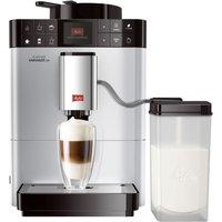 MELITTA Caffeo Varianza CSP F57/0-101 Bean to Cup Coffee Machine - Silver, Silver