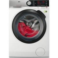 AEG Softwater 9000 L9FSC969R 9 kg 1600 Spin Washing Machine - White, White