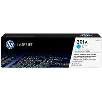 HP 201A Cyan Toner Cartridge, Cyan