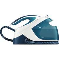 PHILIPS PerfectCare Performer GC8715/20 Steam Generator Iron - Teal & White, Teal