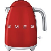 Smeg Klf03rduk Jug Kettle - Red, Red