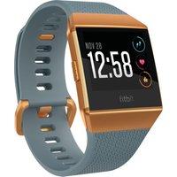 Fitbit Ionic - Slate Blue & Burnt Orange, Blue