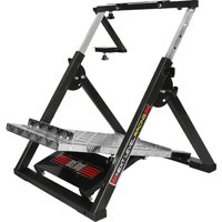 NEXT LEVEL Racing NLR-S002 Wheel Stand - Black & Silver, Black