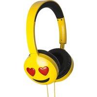 JAM JAMogi Lovestruck Kids Headphones - Yellow, Yellow