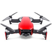 Dji Mavic Air Drone With Controller - Flame Red, Red