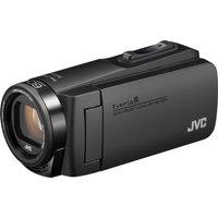 JVC GZ-R495BEK Camcorder - Black, Black