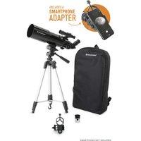 Celestron Travelscope 80 22030-CGL Refractor Telescope - Black, Black