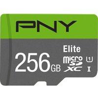 Elite Class 10 microSDXC Memory Card - 256 GB