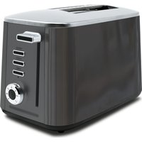 Rapid 2-Slice Toaster - Charcoal, Charcoal