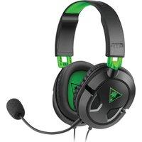 TURTLE BEACH Ear Force Recon 50X 2.0 Gaming Headset - Black & Green, Black
