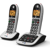 Click to view product details and reviews for Bt 4600 Cordless Phone With Answering Machine Twin Handsets.