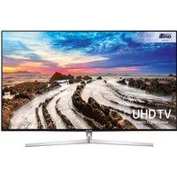55 SAMSUNG 55MU8000 Smart 4K Ultra HD HDR LED TV