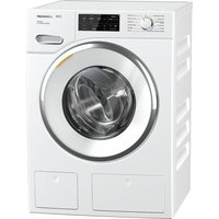 MIELE TwinDos XL WWI660 Smart 9 kg 1600 Spin Washing Machine - White, White