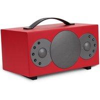 TIBO Sphere 2 Portable Wireless Smart Sound Speaker - Red, Red