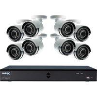 Lorex Lha42162tc8p 16-channel Full Hd 1080p Security System - 2 Tb, 8 Cameras