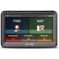 "Spirit Pilot 15 5"" Sat Nav - Full Europe Maps"