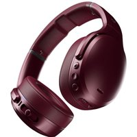 SKULLCANDY Crusher ANC Wireless Bluetooth Noise-Cancelling Headphones - Moab Red, Red