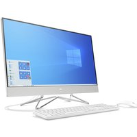 "HP 27-dp0033na 27"" All-in-One PC - Intel®u0026regCore i5, 512 GB SSD, Silver, Silver"
