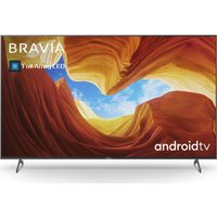 65 SONY BRAVIA KD65XH9005BU Smart 4K Ultra HD HDR LED TV with Google Assistant.