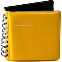 FUJIFILM Instax Photo Album - Yellow, Yellow