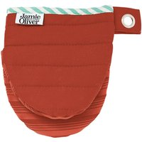 JAMIE OLIVER Silicone Mini Mitts - Red, Red