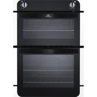 NEW WORLD NW901G Gas Oven - White & Black, White