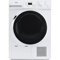 Belling Tumble Dryer Bel FCD800 Whi Condenser  - White, White