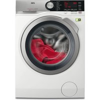 AEG OkoMix L8FEC846R Washing Machine - White, White