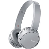 SONY MDR-ZX220BTH Wireless Bluetooth Headphones - Silver, Silver