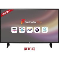 55 LOGIK L55UE17 Smart 4K Ultra HD LED TV
