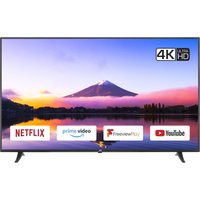 "65"" JVC LT-65C880  Smart 4K Ultra HD HDR LED TV, Gold"