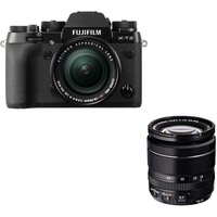 FUJIFILM X-T2 Mirrorless Camera & 18-55 mm Lenses Bundle