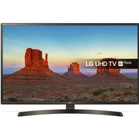 "49""  LG 49UK6470PLC Smart 4K Ultra HD HDR LED TV, Gold sale image"