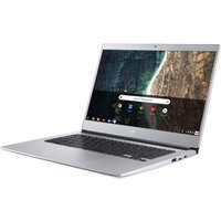 "Acer 514 Touch 14"" Chromebook - Intel Pentium, 128GB eMMC, Silver,"