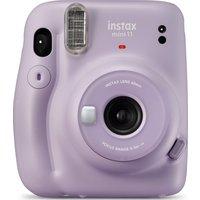 INSTAX mini 11 Instant Camera - Lilac Purple, Purple