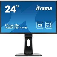 "Iiyama ProLite XB2481HS-B1 Full HD 24"" LCD Monitor"