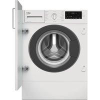 BEKO WTIK76121 Integrated 7 kg 1600 Spin Washing Machine.