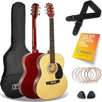 3RD AVENUE STX10 Acoustic Guitar Bundle - Natural