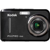 KODAK PIXPRO FZ43 Compact Camera - Black, Black
