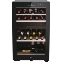 HAIER HWS42GDAU1 Wine Cooler - Black