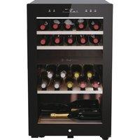 HAIER HWS42GDAU1 Wine Cooler - Black, Black