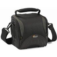 LOWEPRO Apex 110 AW DSLR Camera Bag - Black & Grey, Black