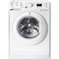 INDESIT BWA 81283X W 8 kg 1200 Spin Washing Machine - White, White
