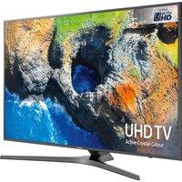55 SAMSUNG UE55MU6470U Smart 4K Ultra HD HDR LED TV